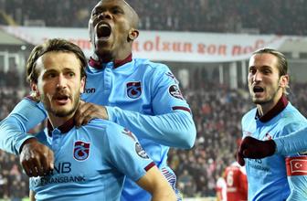 Trabzonspor'da hedef galibiyet