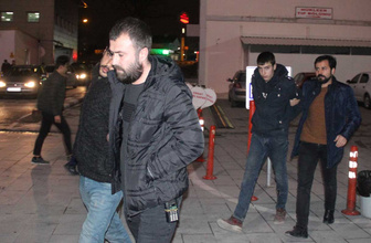 Konya'da hırsızlık zanlılarını ayak izleri ele verdi