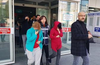 Karabük'te fuhuş operasyonunda 7 gözaltı