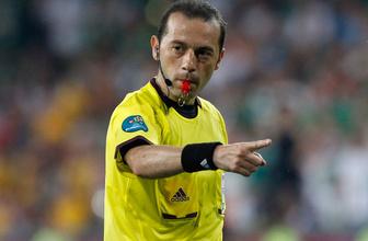 Cüneyt Çakır'a UEFA Şampiyonlar Ligi'nde dev görev