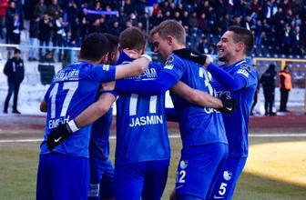 BB Erzurumspor gol oldu yağdı! Sivasspor karşısında bir ilk