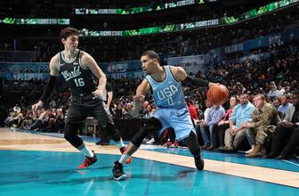 NBA yetenek, smaç ve 3'lük yarışmasının kazananları belli oldu