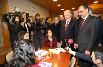 Mevlüt Uysal'dan İstanbul'a 24 saat açık 4 yeni kütüphane müjdesi