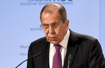 Lavrov: ABD politikası Avrupa'nın güvenliğini rehin aldı!