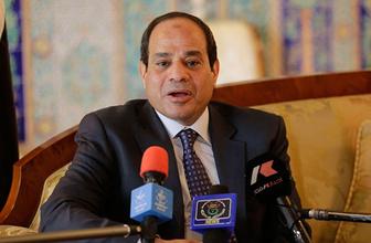Darbeci Abdülfettah el Sisi'den küstah Türkiye açıklaması