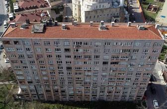 İstanbul Bahçelievler'de 11 katlı bina boşaltılıyor