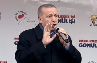 Cumhurbaşkanı Erdoğan 'kanıma dokunuyor' dedi talimatı verdi