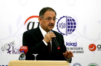 """Mehmet Özhaseki'den """"Çocuk Köyü"""" projesi"""