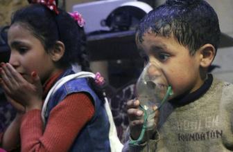 Suriye'deki kimyasal saldırıların yüzde 98'i Esed'in