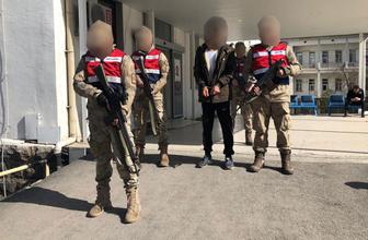 Metropollere saldırı için gönderilen PKK'lı terörist İzmir'de yakalandı