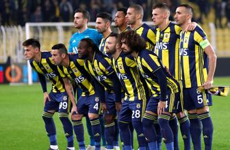 Fenerbahçe'de Valbuena ve Benzia kadroya alınmadı