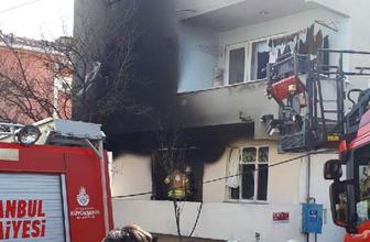 Büyükçekmece'de bir binada patlama: 1 kişi öldü