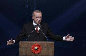 Cumhurbaşkanı Erdoğan Yaşlılık Şurası'nda önemli açıklamalar