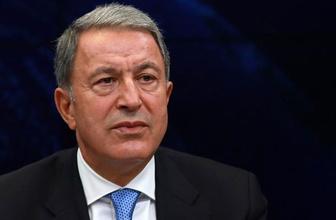 Hulusi Akar açıkladı: PKK'ya ağır darbe