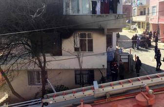 İstanbul Büyükçekmece'de patlama: 1 ölü