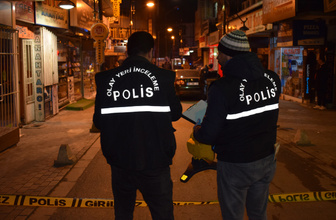 Malatya'da iki grup arasında silahlı kavga: 1 kişi yaralandı