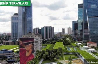 Binali Yıldırım'ın gizli İstanbul projeleri ortaya çıktı şehir terasları olay