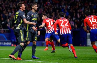 Atletico Madrid, tura göz kırptı