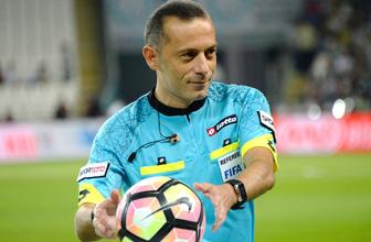 Spor Toto Süper Lig'de 23. hafta maçlarının hakemleri belli oldu