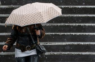 Bursa kar geliyor yeni 5 günlük hava durumu fena!