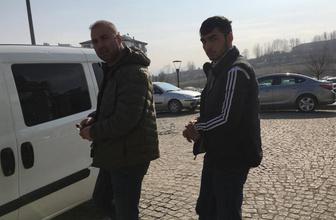 Cezaevinden izinli çıktı yine hırsızlıktan tutuklandı