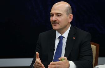 Bakan Soylu PKK'ya vurulan ağır darbeyi açıkladı