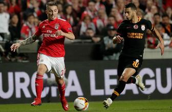 Benfica Galatasaray UEFA Avrupa Ligi maçı golleri ve geniş özeti