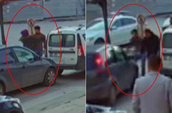 Ankara'da kadın sürücü dehşeti!