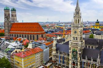 Alman ekonomisi 4'üncü çeyrekte büyümedi