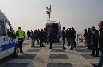 Bursa'da akılalmaz olay! Balıkçı kendisini defalarca bıçakladı