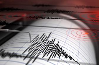 Kahramanmaraş'ı korkutan deprem