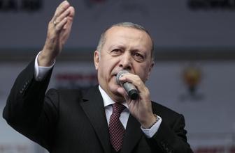 Erdoğan'dan IMF açıklaması! Borç istediler verin dedim
