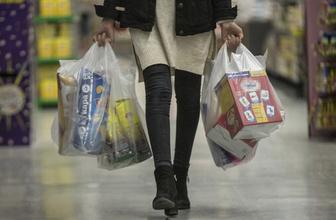 Poşet kullanımında rekor düşüş yüzde 75 azaldı