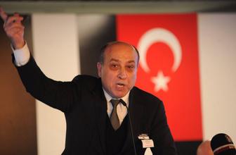 Aydoğan Cevahir, Beşiktaş başkanlığına aday oldu
