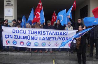 Türk Ocakları Çin'in Doğu Türkistan politikasını protesto etti