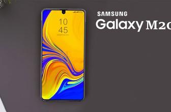 Samsung Galaxy M20 Hepsiburada'da satışa çıktı