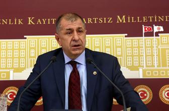 Ümit Özdağ komünist başkan Maçoğlu'nu topa tuttu