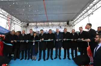 Oğuzeli Biyogaz Enerji Santrali, düzenlenen törenle açıldı
