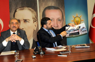 AK Parti Yalova adayı Yusuf Ziya Öztabak'ın iddiası olay oldu
