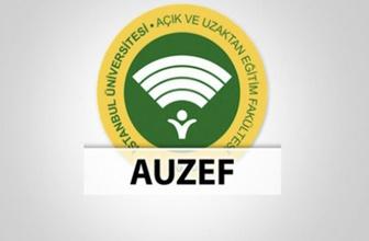 AUZEF sonuçları 2019 AKSİS girişi ile sınav sonuç sorgulama