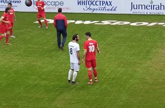 Futbolun efsaneleri Moskova'da