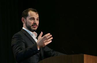 Hazine ve Maliye Bakanı Berat Albayrak istihdam seferberliğinde konuştu