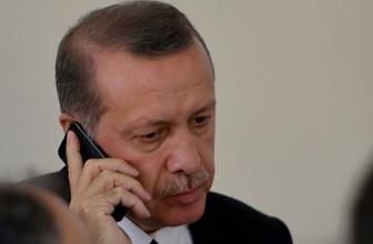 Cumhurbaşkanı Erdoğan asker eşinin talebini dinledi