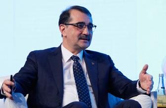 Doğal gaz sondajı Bakan Fatih Dönmez açıkladı : 'Bir iki haftaya...'