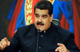 Venezuela Donanmasından yardım gemisine tehdit: Girerseniz saldırırız