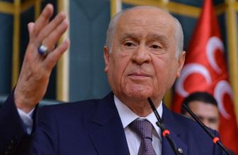 MHP lideri Devlet Bahçeli'den 'ezan ıslıklama' açıklaması
