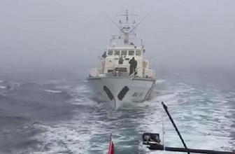 Romanya'da Türk balıkçı teknesine ateş açıldı yaralılar var