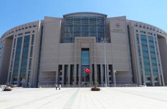 İstanbul Adalet Sarayı'nda şok hırsızlık