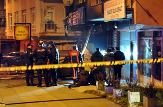 Ankara'da tekel bayisinde patlama
