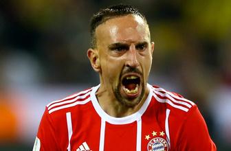 Ribery, Galatasaray'a geri dönüyor